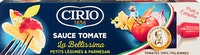 Sauce tomate Cirio Bellissima