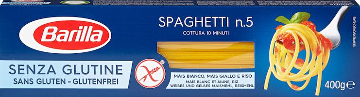 Spaghetti n. 5 Barilla