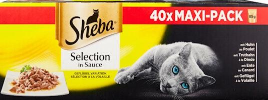 Cibo per gatti Sheba