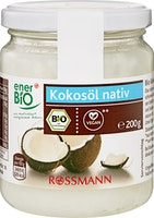 enerBiO Kokosöl nativ