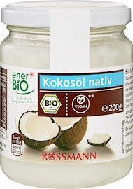 Olio di cocco vergine enerBiO
