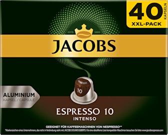 Capsule di caffè Jacobs Espresso Intenso