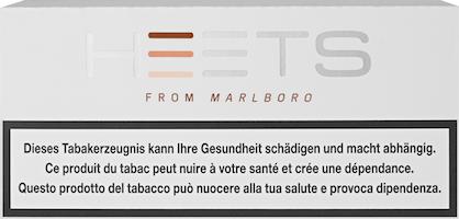 Marlboro Heets Bronze Label
