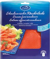 Saumon fumé scandinave Laschinger