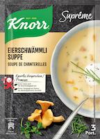 Soupe aux chanterelles Knorr Suprême
