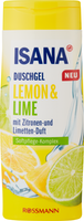 Gel douche Lemon &  Lime ISANA