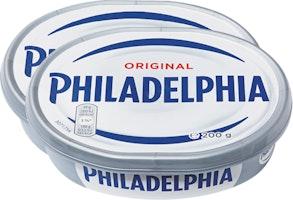 Formaggio fresco Philadelphia