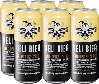 Birra non filtrata Reverenz Ueli