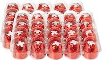 Mini-têtes de chocolat Ammann