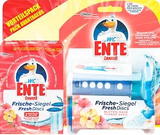 WC-Ente Frische-Siegel