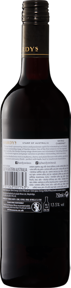 Hardys Stamp Shiraz/Cabernet Sauvignon Zurück
