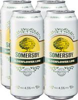 Somersby Elderflower Lime