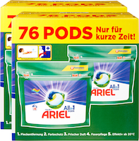Ariel All in 1 Pods Color