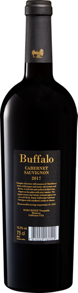Buffalo Cabernet Sauvignon Zurück