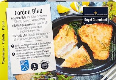 Royal Greenland Scholle Cordon bleu