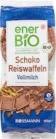 enerBiO Schoko-Reiswaffeln
