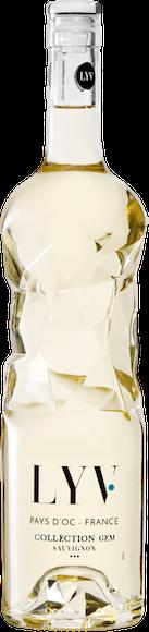 LYV Collection Gem Sauvignon Blanc Pays d'Oc IGP  Vorderseite