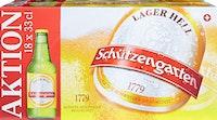 Bière lager blonde Schützengarten