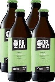Bière Pépite Pale Ale Dr. Gab's
