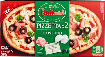 Buitoni Pizzetta Schinken