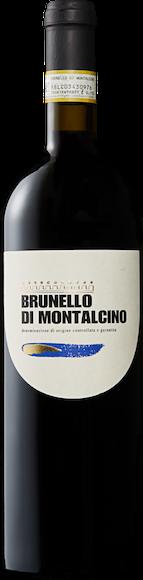 Brunello di Montalcino DOCG  Vorderseite