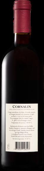 Carmelin Cornalin du Valais AOC Zurück