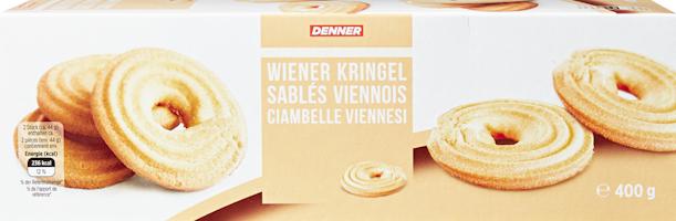 Sablés viennois Denner