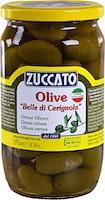 Olives vertes Belle di Cerignola Zuccato