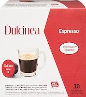 Capsules de café Espresso Dulcinea