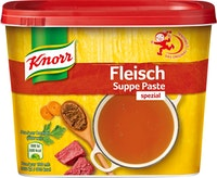 Knorr Fleischsuppe Paste