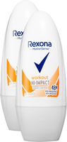 Rexona Deo Roll-on Workout