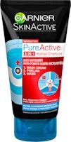 Nettoyant + Exfoliant + Masque 3en1 PureActive Garnier