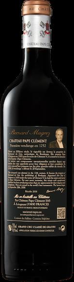 Château Pape Clément Pessac-Léognan AOC, 2018 Zurück