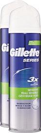 Schiuma da barba Sensitive Series Gillette