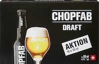 Chopfab Draft Bier