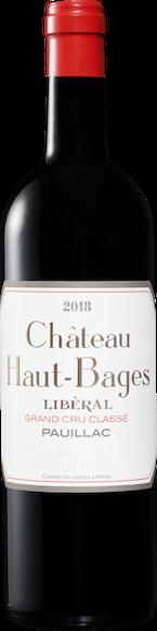 Château Haut-Bages Libéral Pauillac AOC 5ème Cru classé  Vorderseite