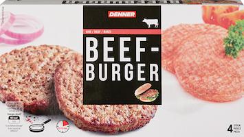 Beefburger Denner