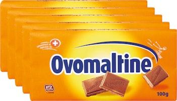 Tablette de chocolat Ovomaltine