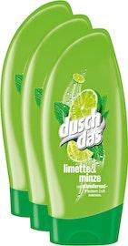 Duschdas Duschgel Limette & Minze