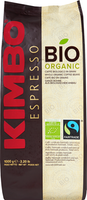 Café bio Espresso Kimbo