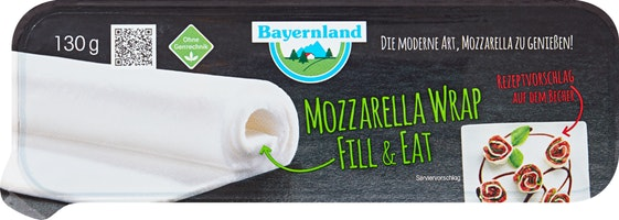 Mozzarella Wrap Bayernland