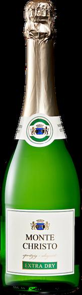 Monte Christo Vin mousseux extra dry De face
