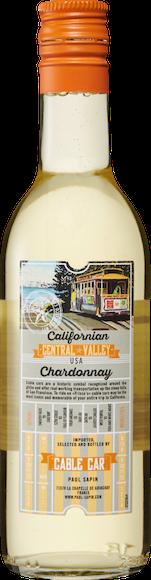 Cable Car Californian Chardonnay Vorderseite