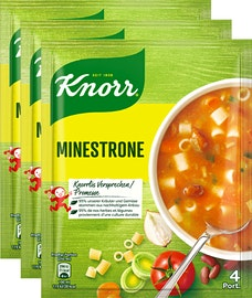 Potages Knorr 4 portions