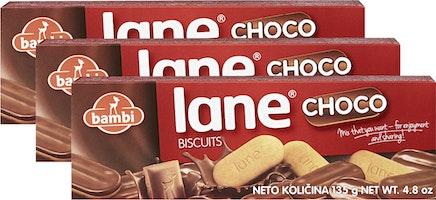Bambi Lane Biscuits Choco