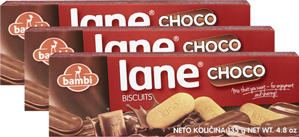 Biscotti Choco Lane Bambi