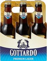 Birra lager Premium San Gottardo