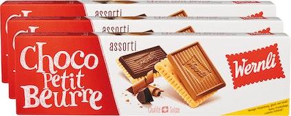 Biscotti Choco Petit Beurre Wernli