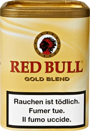 Tabacco per sigarette Gold Blend Red Bull