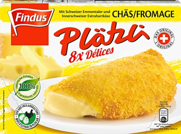 Délices Fromage Findus